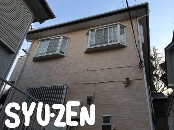 横浜市保土ヶ谷区坂本町周辺 外壁塗装 屋根塗装 目地交換