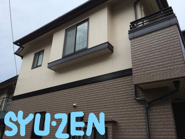 横浜市保土ヶ谷区仏向西周辺 外壁塗装 目地交換