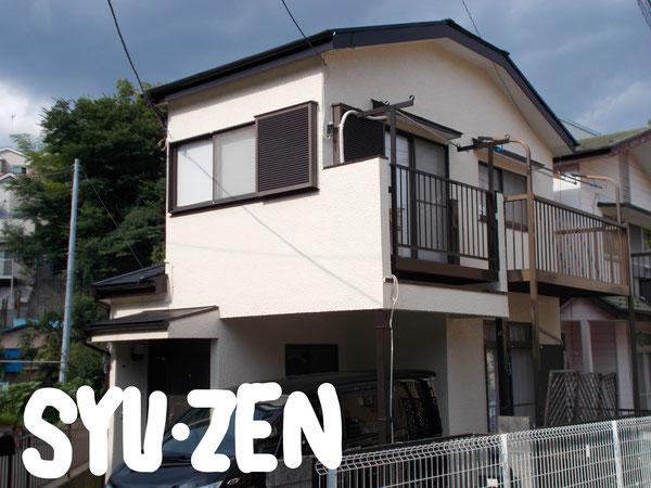 横浜市保土ヶ谷区境木町周辺 外壁塗装 屋根塗装