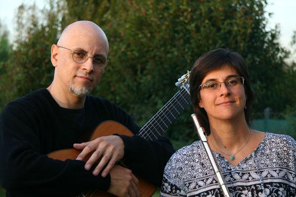 Meridiano Duo: Marcelo Coronel & María Amalia Maritano