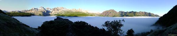 matin frais au-dessus de Peyranère