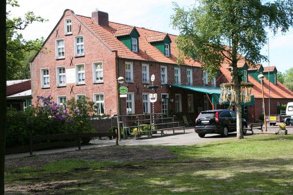 Hotel und Ausflugslokal Kompaniehaus