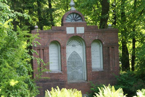 Denkmal für die Gründer der Fehngesellschaft