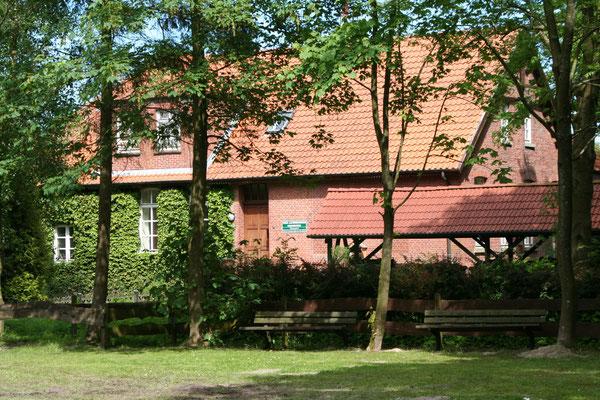 Das idyllisch gelegene Wald- und Moormuseum
