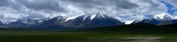 La réserve des montagnes du Tsambagarav
