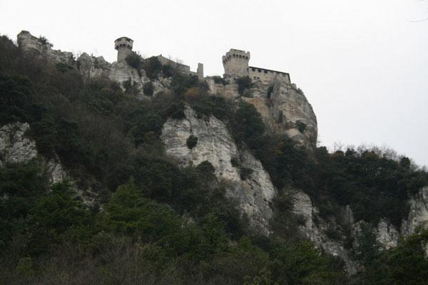 A beautifull wiew of mountain Titano