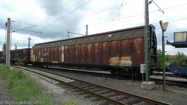 Nürnberg Rangierbahnhof (8. Juni 2011)