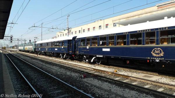 Verona - Brennero mit Vorspannlok