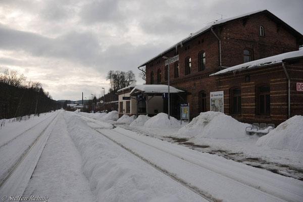 Berga/Elster Januar 2011