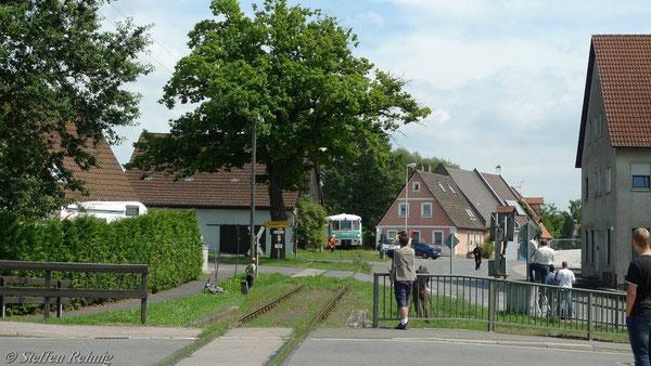 .... nach Mühlhausen