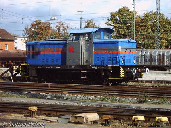 RAR-Eisenbahnservice V650.06 Bamberg (Oktober 2006)