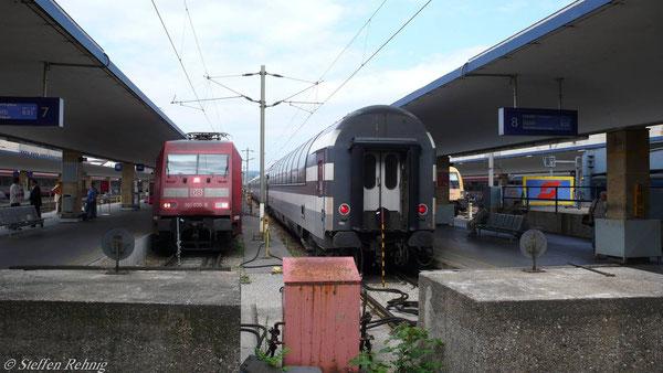 Wien Westbahnhof (13. Juni 2007)