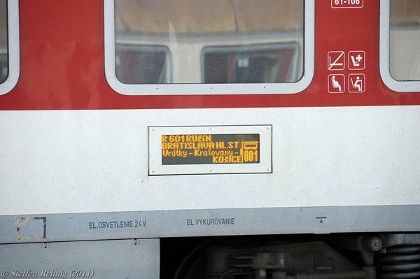 Sitzwagen (Košice 2011)