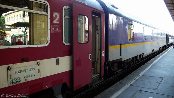 "EN 240/241 ""VENEZIA"" (Budapest Keleti 2007)"