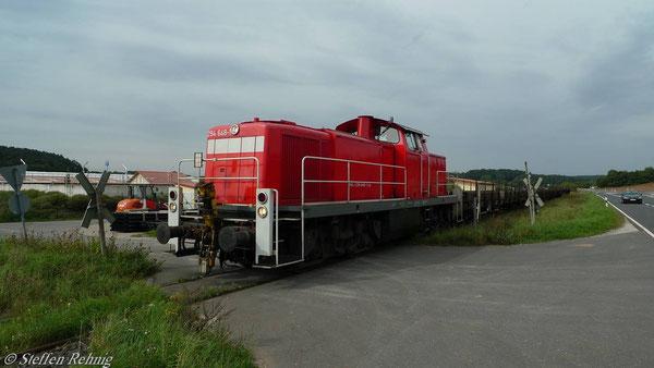 Attelsdorf Bü zur Kläranlage (7. September 2010)