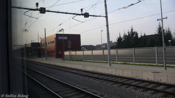 Grenzbahnhof Dobova (2007)