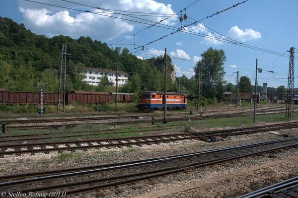441 055 in Doboj (17. Juli 2011)