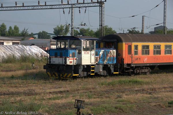 621-302 in Beograd (17. Juli 2011)