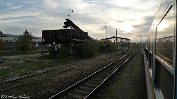 Verladeanlagen in Domazlice