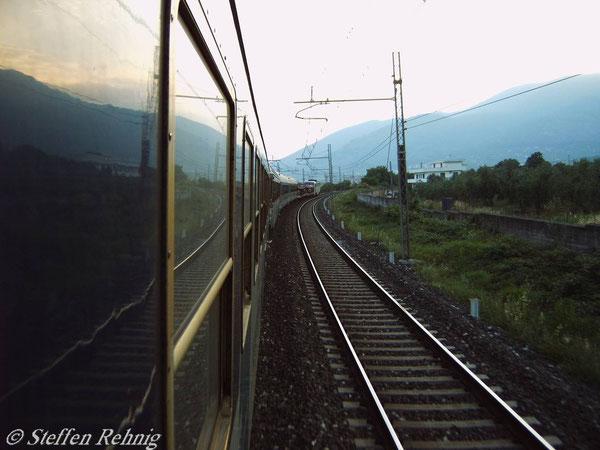 """EN 286 """"CAPRI"""" Napoli - München (Juni 2005)"""