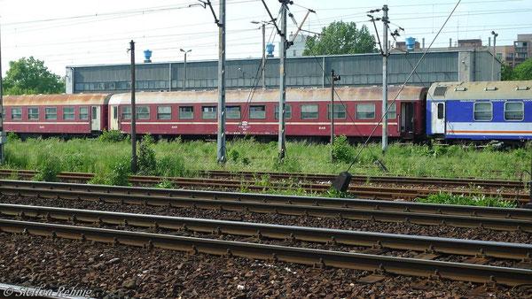 Speisewagen WRbd 51 51 88-70 113-7 in Krakow (21. Mai 2010)