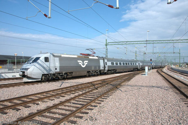 X 2000 Stockholm - Malmö C