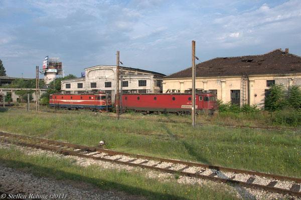 461 156 in Beograd (17. Juli 2011)