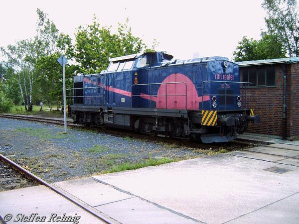 RC 505 (ex. DR 110 768-9/112 768-7) in Nürnberg (31. Mai 2006)