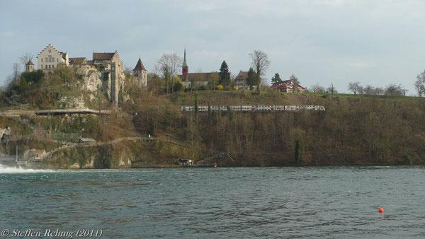 Schloss Laufen am Rheinfall (März 2011)