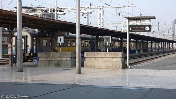 B 399 Zagreb - Sarajevo in Zagreb