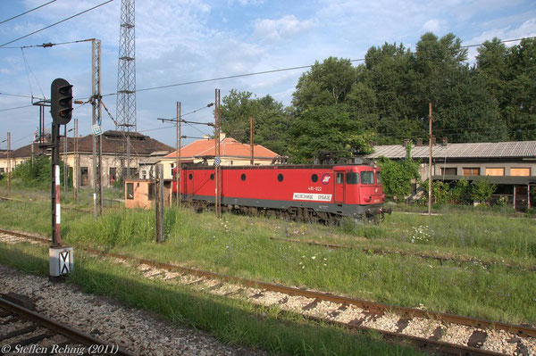 461 022 in Beograd (17. Juli 2011)