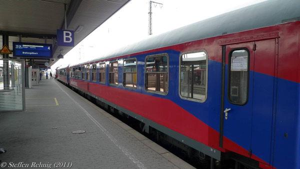 ex. Reichsbahn Bcm