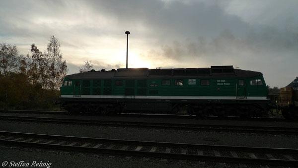 Ausfahrt in Schmirchau (November 2010)