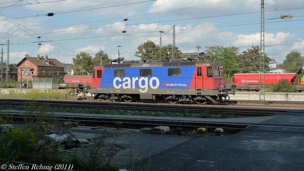 421 379-9 in Bamberg (31. August 2011)