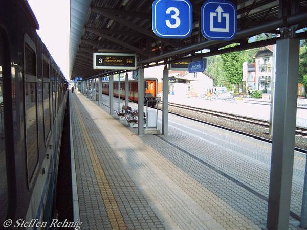 """EN 286 """"CAPRI"""" beim Halt in Jenbach (Juni 2005)"""