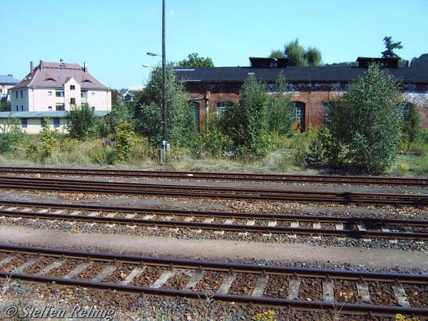 Das Langhaus (September 2004)