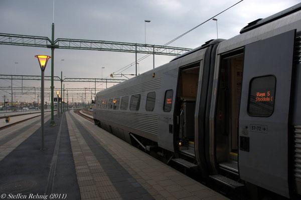 X 2000 Malmö C - Stockholm