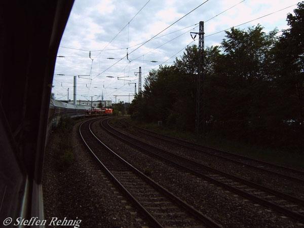 """EN 286 """"CAPRI"""" bei der Einfahrt in München (Juni 2005)"""