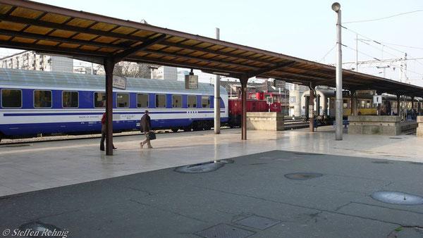 """D 297""""Lisinski"""" aus München wird in Zagreb abgezogen"""