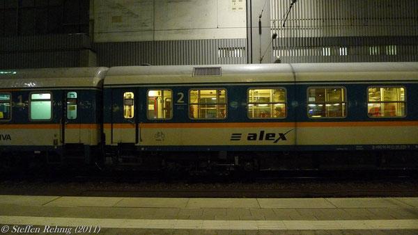 ALX 84118 München - Schwandorf (München, März 2011)