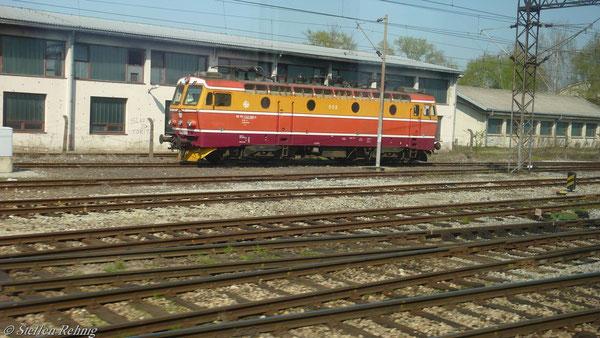 BR 1142 008 in Vinkovci