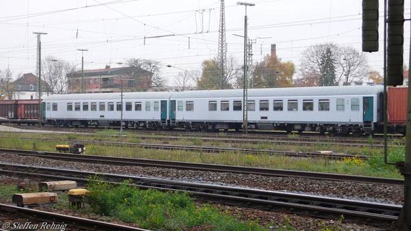 DB-Begleitwagen Bamberg (November 2008)