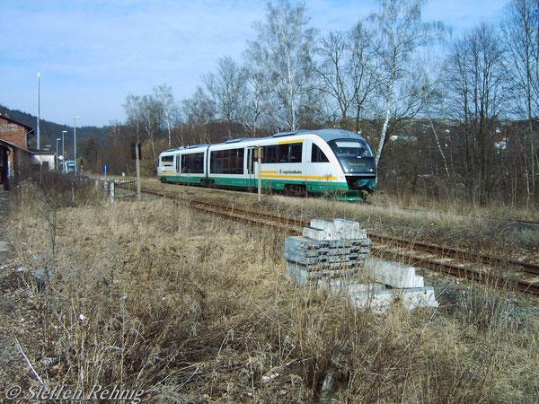 Berga/Elster (März 2006)