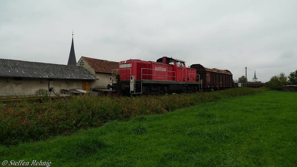Thüngfeld (7. Oktober 2010)