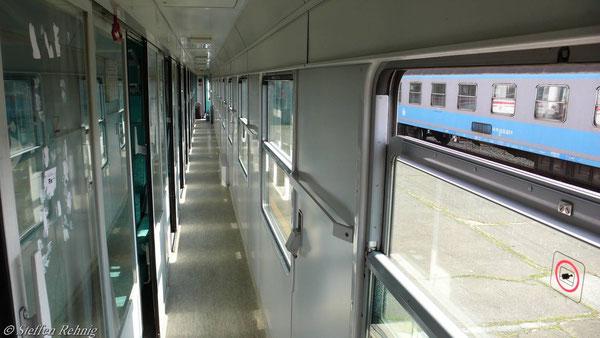 komfortableres Reisen wie im ICE, Railjet etc.