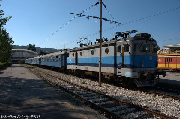 B 390 in Ploce