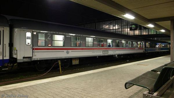 """D 297 """"Lisinski"""" in München Hbf"""