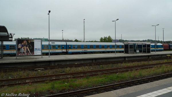 ALX 84106 in Hof Hbf (Mai 2010)
