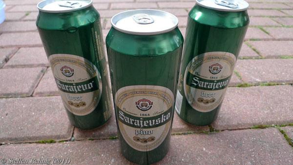 .... und gutem Piva.