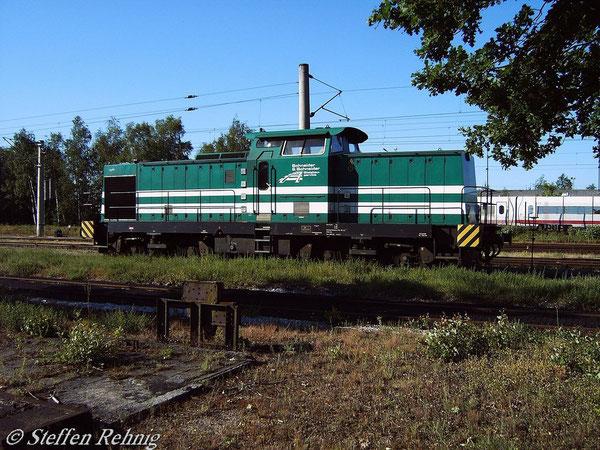 """293 701-9 """"Nobby"""" in Nürnberg (9. Juni 2005)"""